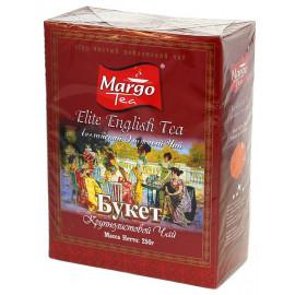 Margo черный чай Крупный лист Букет 250 г